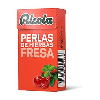 Ricola Strawberry Pearls 25 g