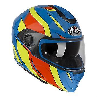 Airoh ST 301 Kask pełnotwarzowy - Tide Azure Gloss