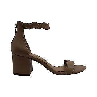 INC International Concepts Womens Hadwin Fabric Open Toe Special Occasion Str...