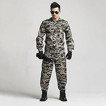 Summer Jungle Camouflage Suit Spot Outdoor Expansion Training Hommes militaires