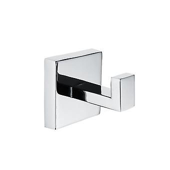 Ruostumattomasta teräksestä valmistettu kylpyhuonelaitteisto - mukaan lukien paperirulla ja wc-harja