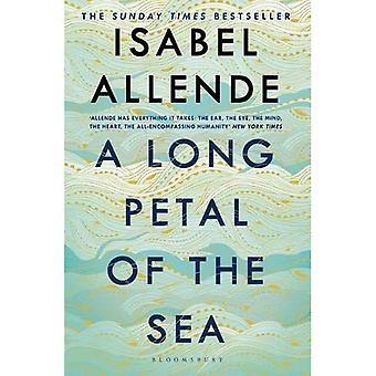 Meren pitkä terälehti: 'Allende'hienoin kirja tähän mennessä' - nyt Sunday Timesin bestseller