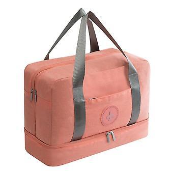Katjoniskt tyg, vattentät resväska med stor kapacitet