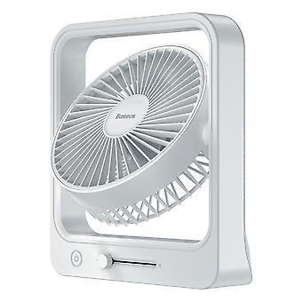 Baseus Shaking Вентилятор Легкий Protable Вентилятор Dasktop Мини Летний вентилятор