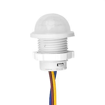 Interruptor de luz Pir Detector inteligente Led 110v 220v Pir Infrared Motion Sensor