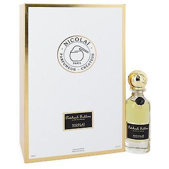 Nicolai Patchouli Sublime Elixir De Parfum Spray By Nicolai 1.2 oz Elixir De Parfum Spray