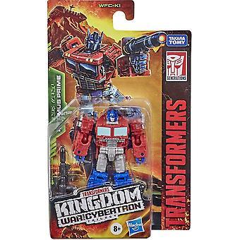 Transformers Optimus Prime WFC Core Series Figure