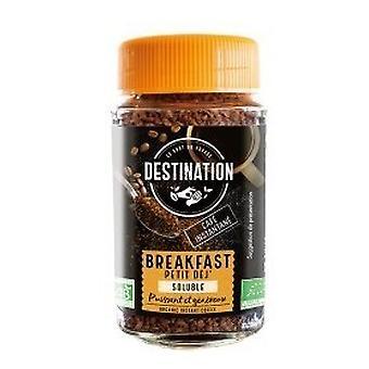 Destination Instant Coffee Lyophilized Breakfast 100 gr