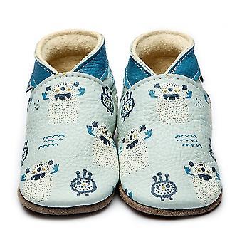 INCH BLUE Mikey Monster Pram Shoe