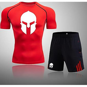 New Compression Men Sport Suits - Jogging, Training, Gym Fitness Sets