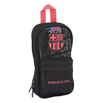 Backpack Pencil Case F.C. Barcelona Black