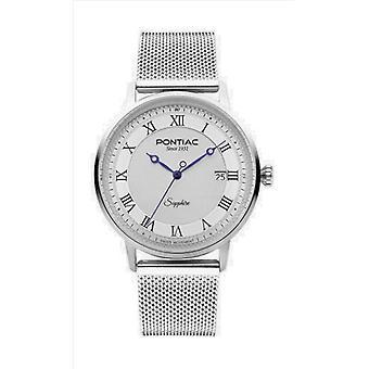 PONTIAC Wristwatch Masculino LOUIS P20101