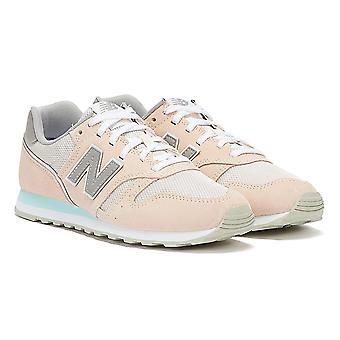 New Balance 373 Damen Rosa / Grau Trainer