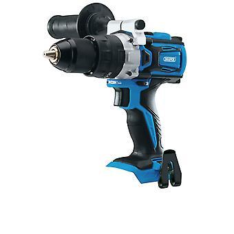 Draper Tools Brushless Combination Drill Screwdriver D20 20 V 60 Nm