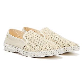 Rivieras Classic 20 Mens Beige Shoes