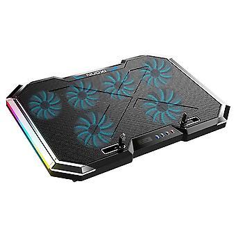 Ноутбук Охлаждение Стенд, Ноутбук Радиатор, Скорость сенсорный контроль Тихий, Эффективный