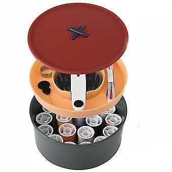 Домашний швейный комплект стежка иглы нить хранения комплект для ручной стеганые швейные вышивки резьба