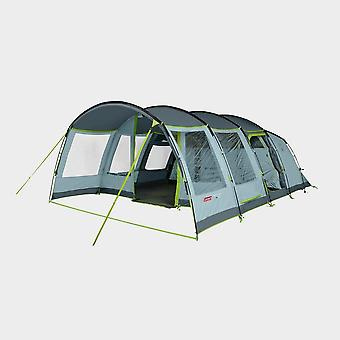 New COLEMAN Meadowood 6 Person Large Tent with Blackout Bedrooms Blue