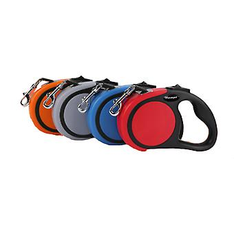 Retractable dog leash nylon durable non-slip pet supplies ps23