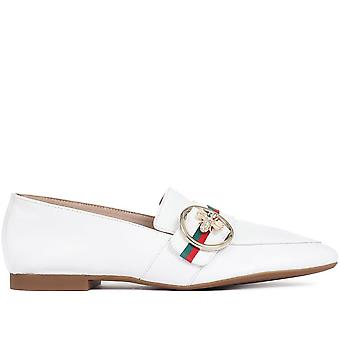 Paul Green Womens Leather Loafer