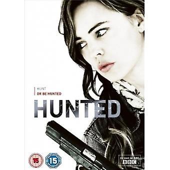 Hunted Series 1 DVD