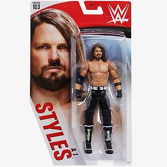 WWE - AJ Styles 12 Inch Figure