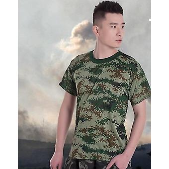 Camouflage Tactisch T-shirt