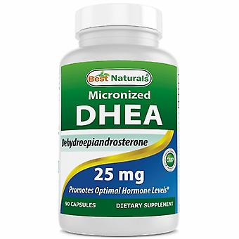 Best Naturals Micronized DHEA, 25 mg, 180 Caps