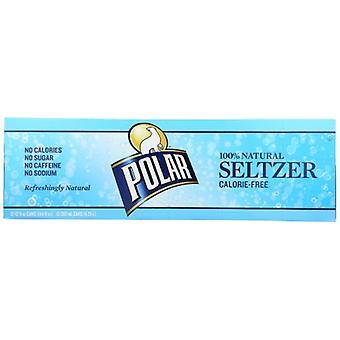 Równina Seltzer Polar Seltzer 12Pk, obudowa 1 X 144 Oz