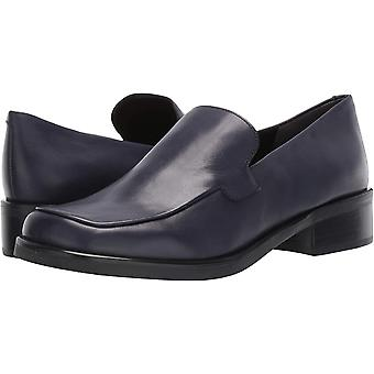 Franco Sarto Women's Shoes Bocca Leather Closed Toe Loafers
