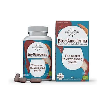 Bio-Ganoderma 60 vegetable capsules