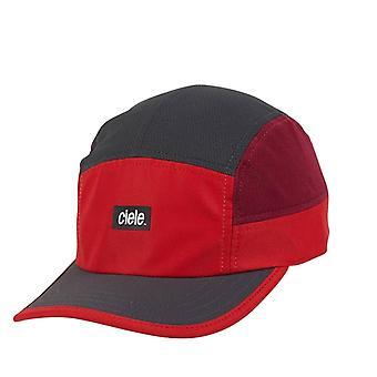 Ciele GoCap SC Standard Small Unisex Running Cap, Rouge