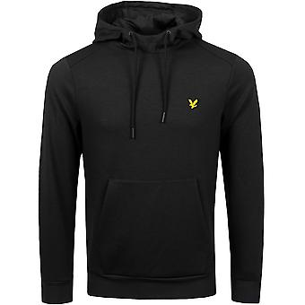 Lyle & Scott Mens OTH Fly Fleece Hoodie Sweatshirt