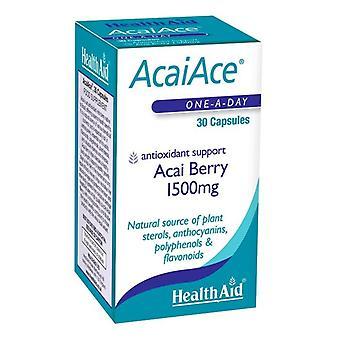 HealthAid AcaiAce Kapseln 30 (803248)