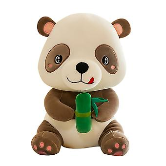 Swotgdoby gevulde bamboe & panda, schattige panda pop met bamboe