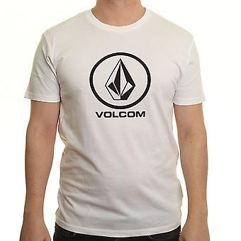 Volcom T-Shirt ~ Circlestone vit