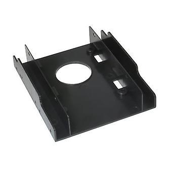 DYNAMODE Conversion HDD/SSD de 2,5 pouces berceau pour 3,5 pouces Drive Bays SSD-RAIL