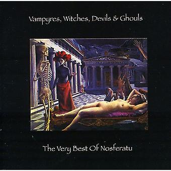 Nosferatu - importación USA vampiros Brujas demonios y demonios [CD]