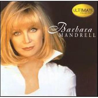 Barbara Mandrell - Ultimate Collection [CD] USA import