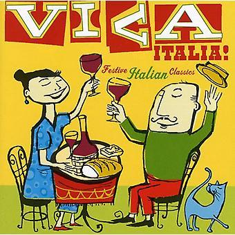 Viva Italia! - Viva Italia! Festive Italian Classics [CD] USA import
