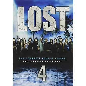 Lost: Kausi 4 [DVD] USA tuonti