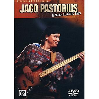 Modern Electric Bass [DVD] USA import