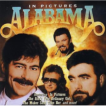 Alabama - In foto's [CD] USA import
