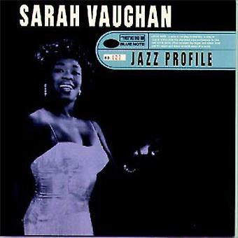 Sarah Vaughan - importation USA Profil Jazz [CD]