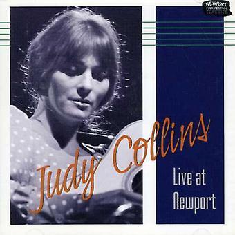 Judy Collins - Live at Newport [CD] USA import