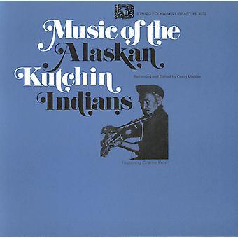 Música de los indios de Alaska de Gwich'in - importación de música de los indios Gwich'in de Alaska [CD] Estados Unidos