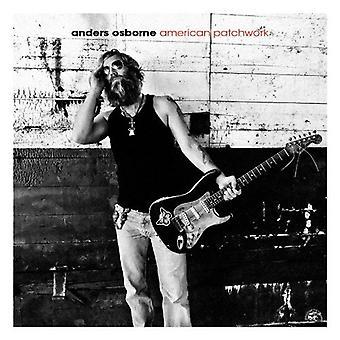 Anders Osborne - importación de Estados Unidos American Patchwork [CD]