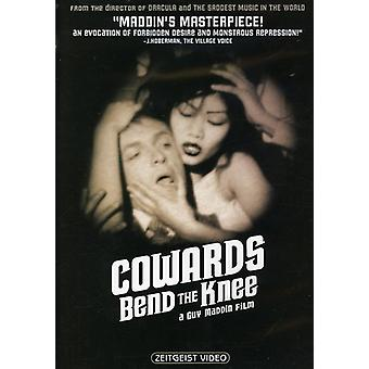Cowards Bend the Knee [DVD] USA import