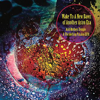 Acid Mothers Temple / Melting Paraiso U.F.O. - Wake to the New Dawn of Another Astro Era [CD] USA import