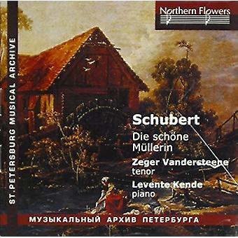 Vandersteene / Kende - Schubert: Die Shone Mullerin [CD] USA import